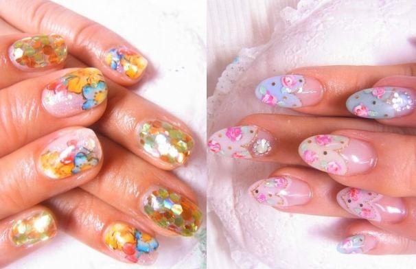 Beautiful Nail Designs 2012