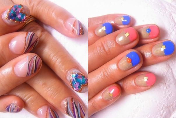Latest Nail Designs for Girls