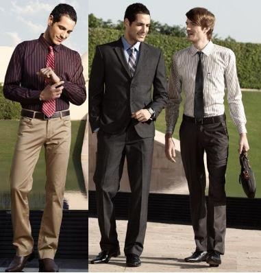 Formal Attire for Men 2012 for Casual dress