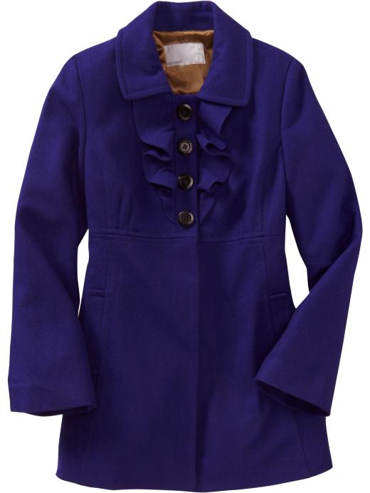 Old Navy Blue Coat