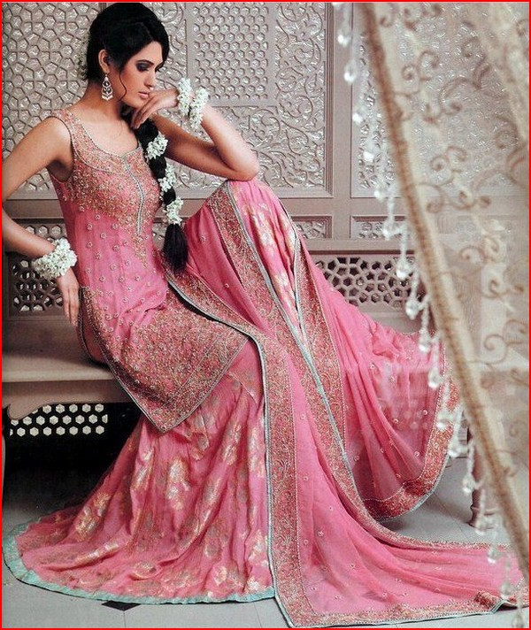 Stunning Bridal Dresses 2012 By Sanz Collection