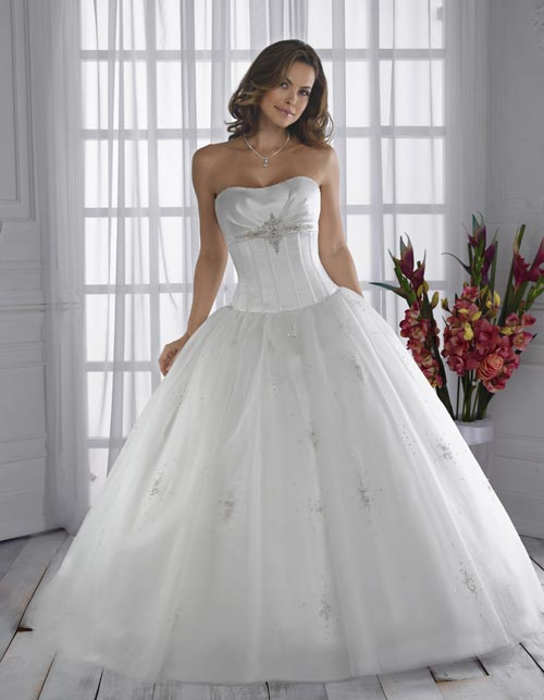 USA Beautiful Bridal Dresses