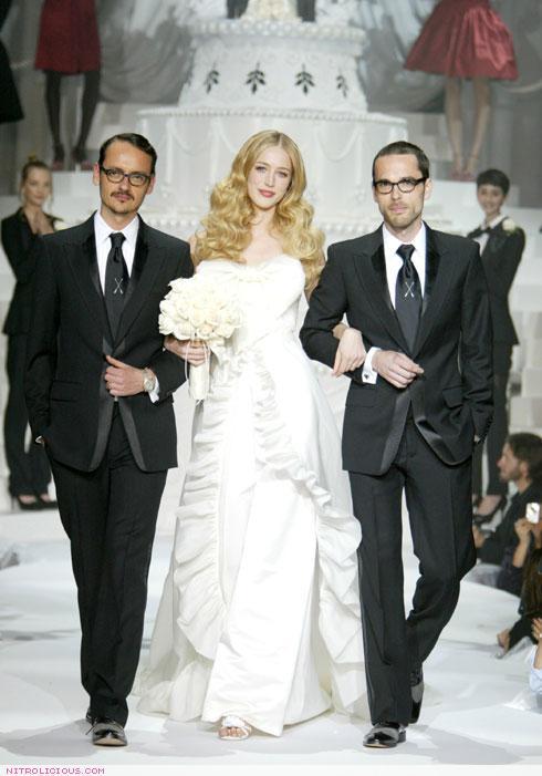 Viktor & Rolf Fashion Show