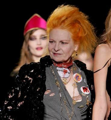 Vivienne Westwood Fashin Designer