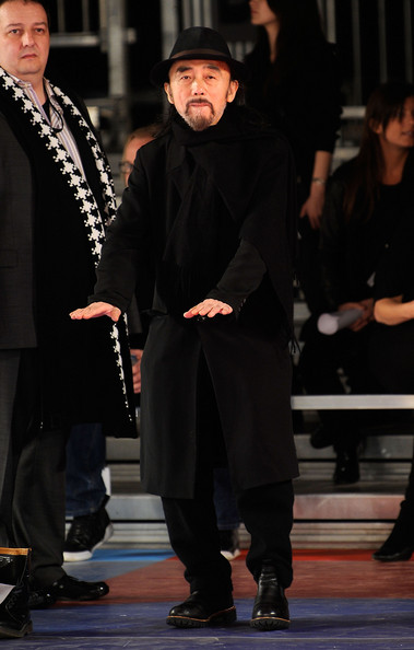 Yohji Yamamoto Autumn Winter Collection Show
