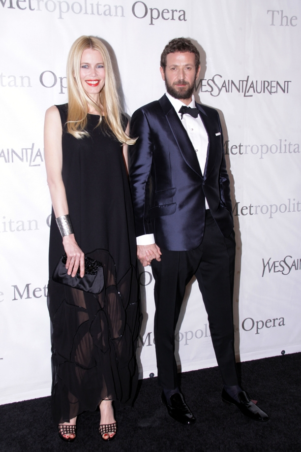 claudia schiffer and stefano pilati