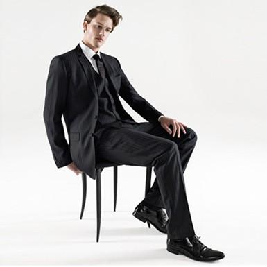 dolce gabbana 3-piece suit