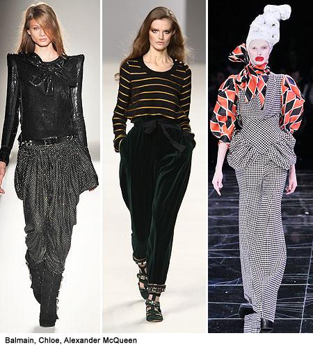 fashion pants 2012