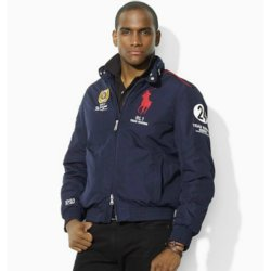 new style ralph laurens men racing jacket polo coat usa