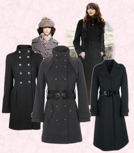 military great coats