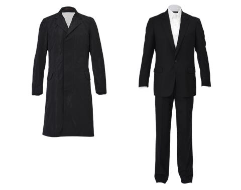 naoki Men Coat Style Trend
