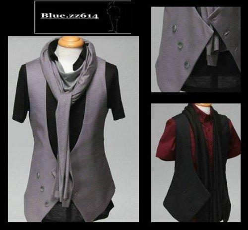 Waistcoat men s vest Vest coat jacket Hot sell new style