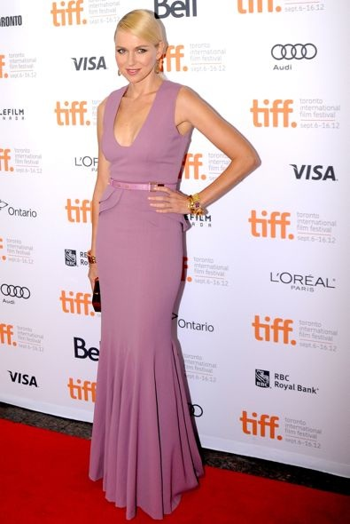 Naomi Watts at the 2012 Toronto International Film Festival Premiere of The Impossible