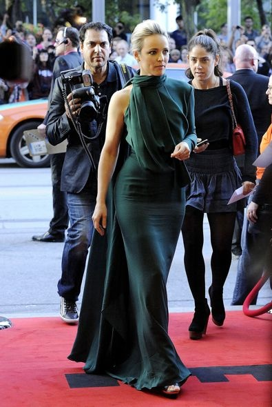 Rachel McAdams at the 2012 Toronto International Film Festival Premiere of To the Wonder