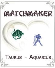 Taurus to Aquarius Compatibility