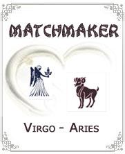 Virgo to Aries Horoscope Compatibility