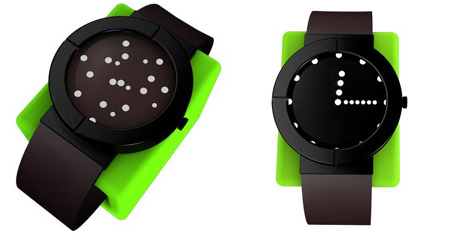 TIWE Watch OLED Concept