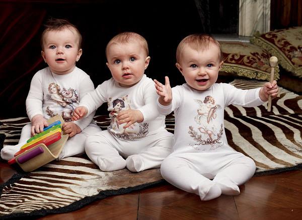 dolce gabbana dg kidswear