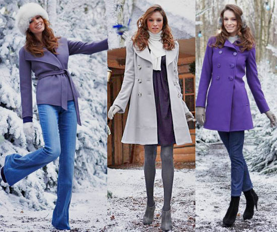 Fashion winter coats