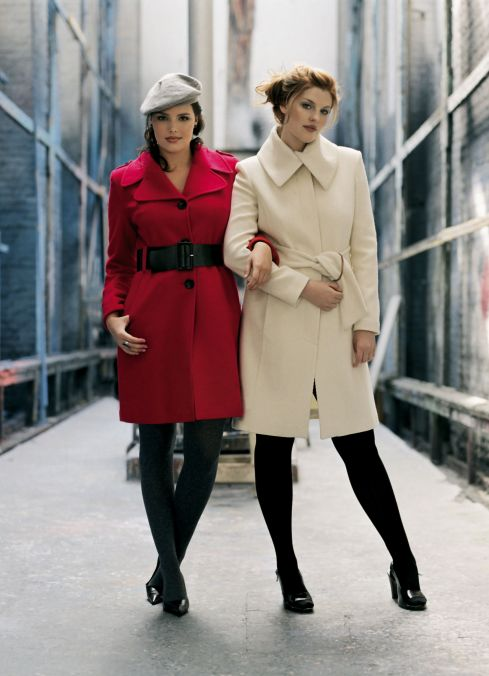 fashion winter pea coats