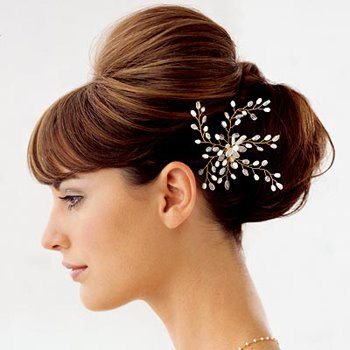 Wedding Accessories Hairstyles Trends 2012 - Fashion Style Trends 2014