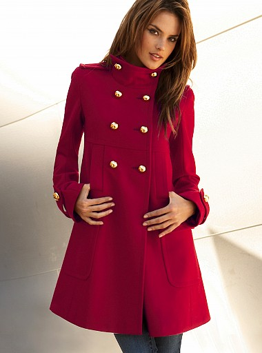 red coat Design