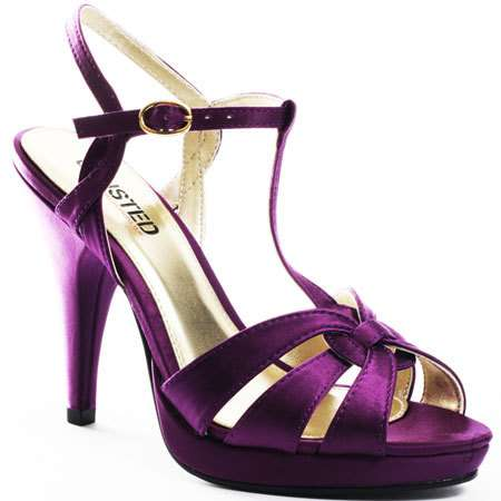 Simple Womens Fitflop Sandals Flare Sandals Casual Sandal Purple Flare Flip