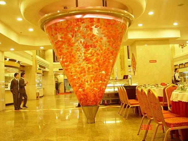 Beijing Hotel Fish Tank