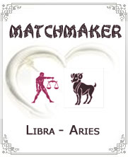 Libra to Aries Horoscope Compatibility