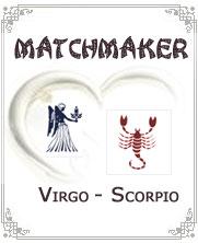 Virgo to Scorpio Horoscope Compatibility