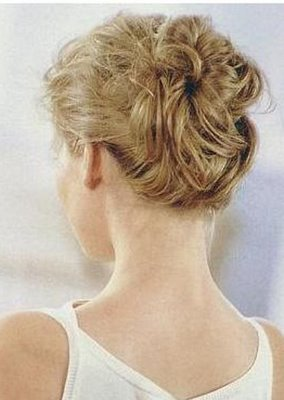 stylish easy updos for short hair for women  fashion