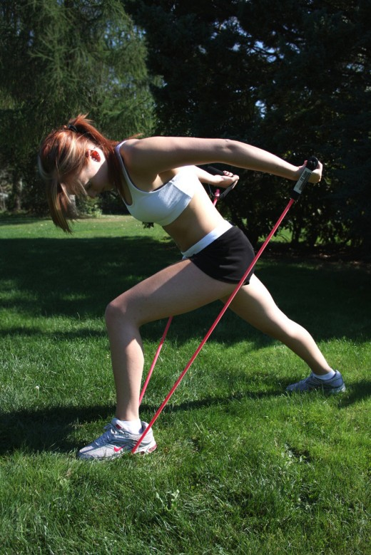 Cardio Exercise for Teens Fitness