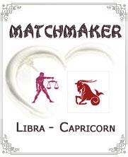 Libra to Capricorn Horoscope Compatibility