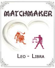 Libra to Leo Horoscope Compatibility