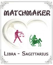 Libra to Sagittarius Horoscope Compatibility
