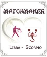 Libra to Scorpio Horoscope Compatibility