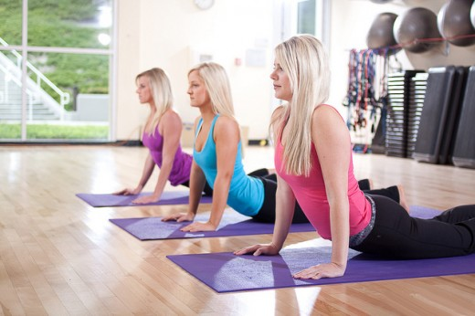 Official Women's Fitness Beauty