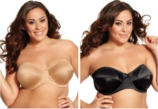Plus Size Multiway Bras Godness 38-40-42-44-46-48