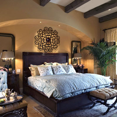 Glamorous spanish bedroom fashion style trends 2017 for Spanish style bedroom