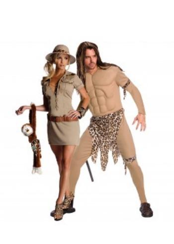 Tarzan and Jane costumes