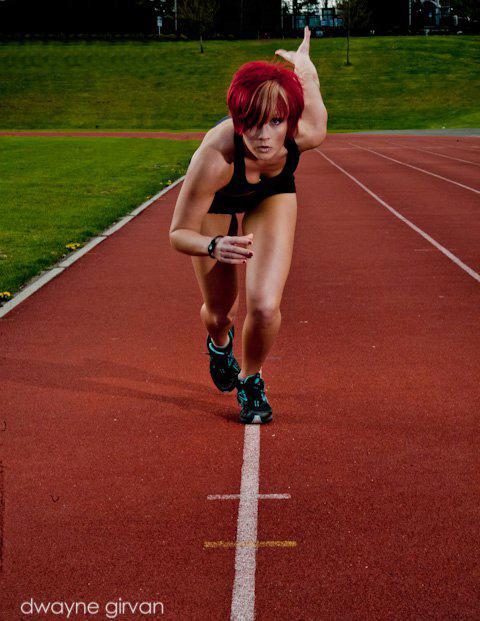 Track Running for Fitness