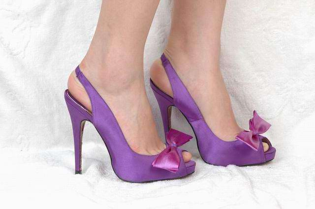branded shoes for women girls purple wedding style