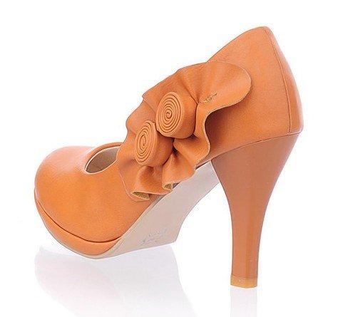 women new design high heel shoes