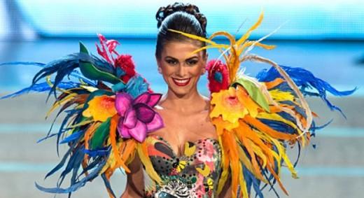 Miss Brazil 2012