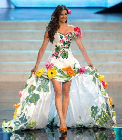 Платье мисс лето