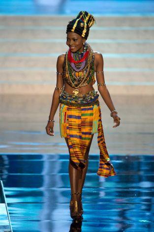 Miss Universe 2012 Ghana Greece Guatemala Guam Guyan