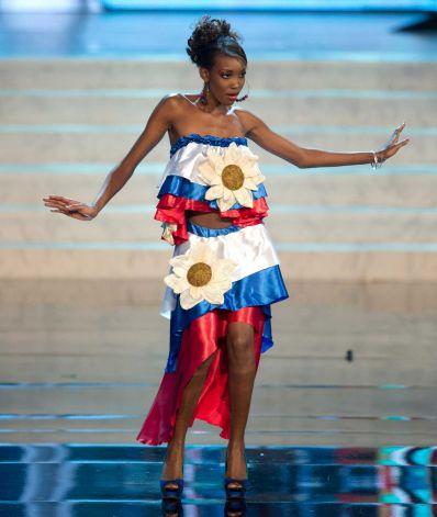 Miss Haiti 2012