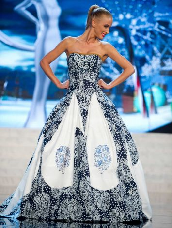 Miss Slovak Republic 2012