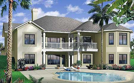 Florida Design With Open Living Area