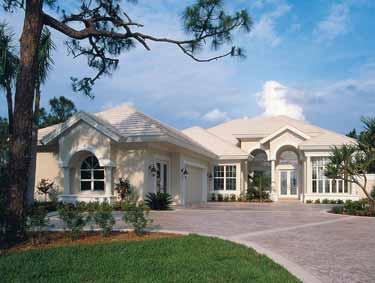 Florida House Fresh Design